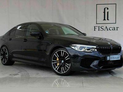 usado BMW M5 Competition 4WD 626 CV - NACIONAL
