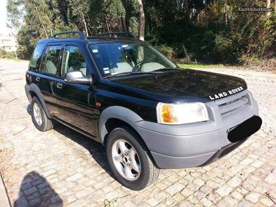 brugt Land Rover Freelander 5 portas
