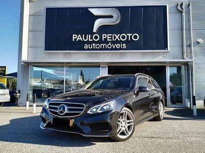 usado Mercedes E250 ClasseBlueTEC Avantgarde Aut. (204cv) (5p)