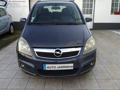brugt Opel Zafira 7 lugares 1.9 CDTI