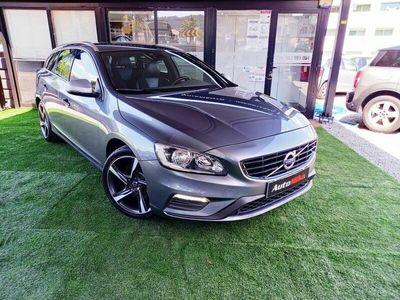 usado Volvo V60 2.0 D3 R-Design Momentum Geartronic
