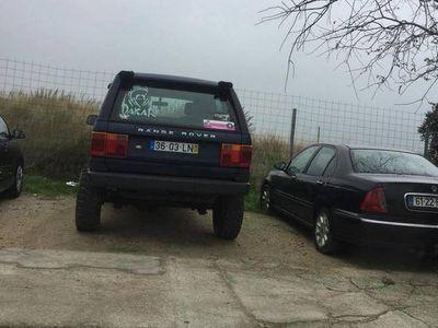 brugt Land Rover Range Rover 2.5 dse p38