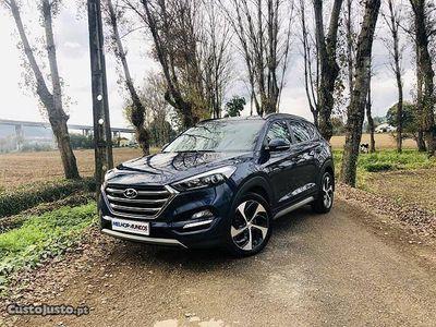 usado Hyundai Tucson 1.7CRDI Premium