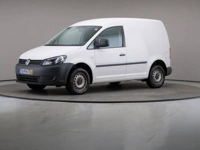usado VW Caddy 1.6 TDi Extra AC BlueMotion
