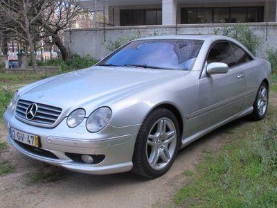 usado Mercedes CL55 AMG AMG