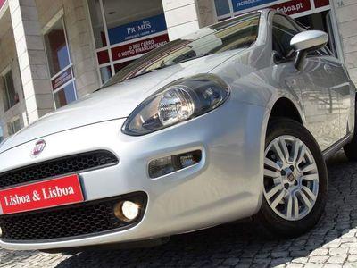 usado Fiat Punto Evo 1.4 Easy 77cv GPL