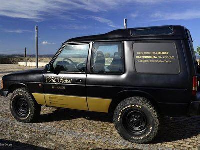 usado Land Rover Discovery 2000