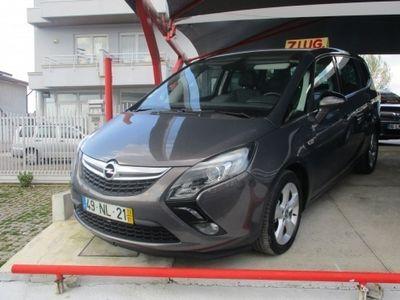 usado Opel Zafira Tourer 2.0 Cdti Sport Cosmo