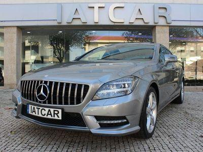 usado Mercedes CLS250 ClasseCDI SB AMG Aut.