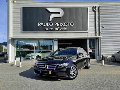 usado Mercedes E220 Avantgarde +