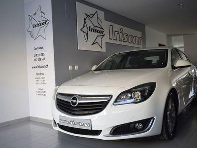 usado Opel Insignia 1.6Cdti Executive (Extras)