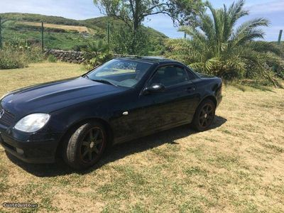 usado Mercedes SLK200 SLK 200