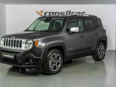 usado Jeep Renegade 1.6 Multijet M6 Limited Navigator