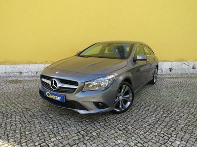 used Mercedes CLA200 Shooting Brake CDI Auto Urban