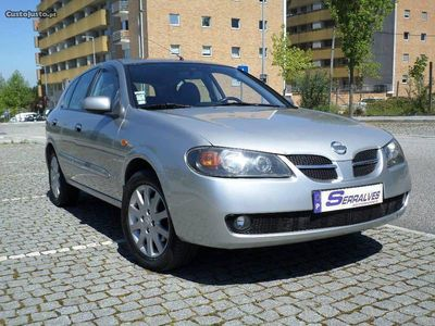 used Nissan Almera 1.5 DCI ACTION