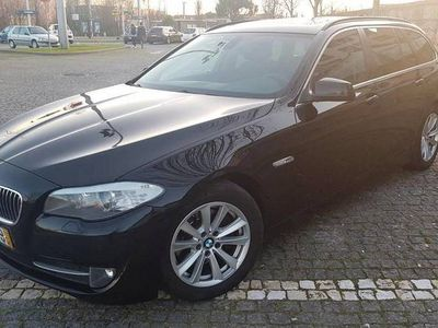 usado BMW 520 DA Touring GPS