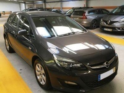brugt Opel Astra sports tourer 1.6 CDTI