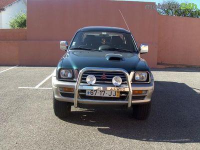 usado Mitsubishi Pajero 2.8 TD GLS Longo