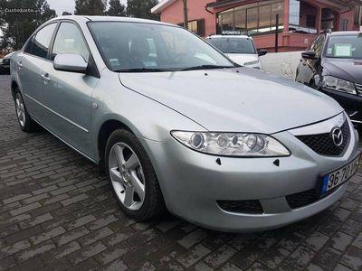 used Mazda 6 2.0
