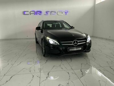 usado Mercedes C220 T D 9G-TRONIC AVANTGARDE
