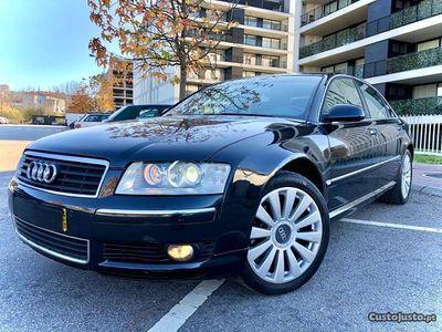 usado Audi A8 Tdi Nacional