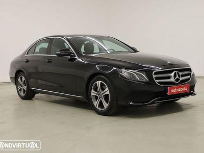 brugt Mercedes E220 Avantgarde+
