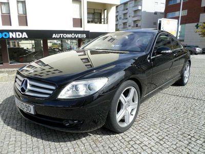 usado Mercedes CL500 AMG