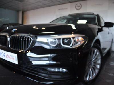 usado BMW 520 sport aut tet panor camar n mode