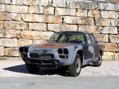 usado Maserati Quattroporte Serie 1
