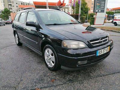usado Opel Astra 1.7 dti 100 CV Caravan