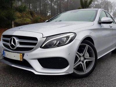 usado Mercedes C220 AMG Nacional