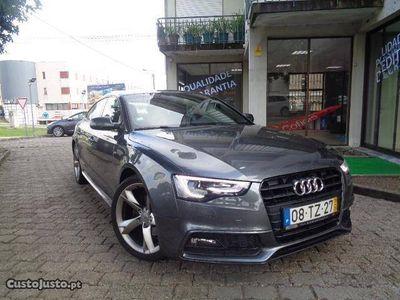 brugt Audi A5 Sportback S-Line