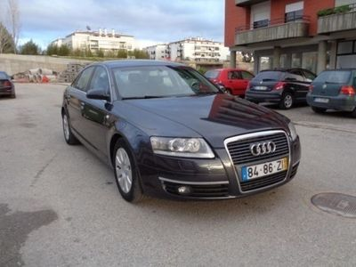 second-hand Audi A6 2.0 TDi Exclusive I