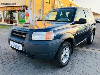 usado Land Rover Freelander 2.0TD Cabrio