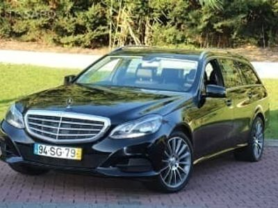 usado Mercedes E200 ClasseCDi Classic BE (136cv) (5p)