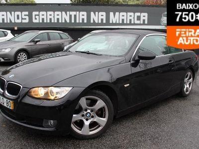 usado BMW 320 Cabriolet i coupe