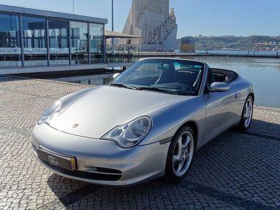 usado Porsche 996 C4 Cabrio