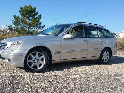 usado Mercedes C270 Elegance station -
