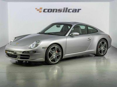 usado Porsche 911 Carrera 4S Sport Chrono PSM Navi