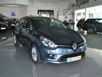 usado Renault Clio 0.9 TCe Limited Edition