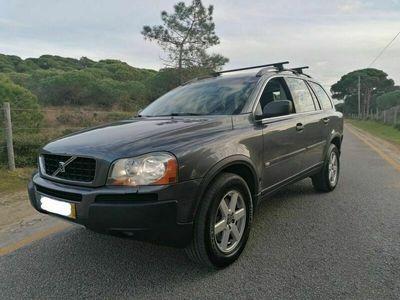 usado Volvo XC90 2.4 D5 7L Nivel 2