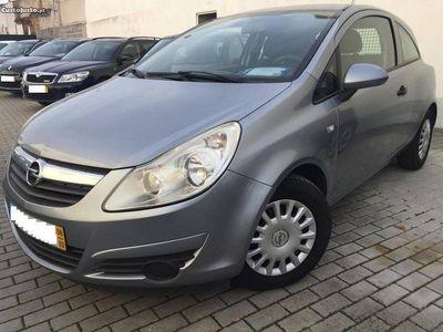 usado Opel Corsa D Van 1.3CDTI 75cv - 08