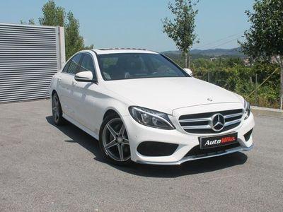 usado Mercedes C180 D AMG Line Auto
