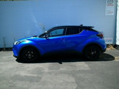 usado Toyota C-HR 1.8HSD Comfort+Pack Style