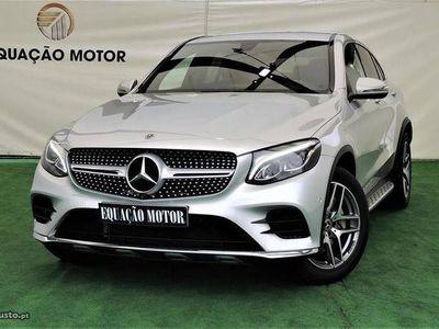 usado Mercedes GLC250 D 4Matic AMG