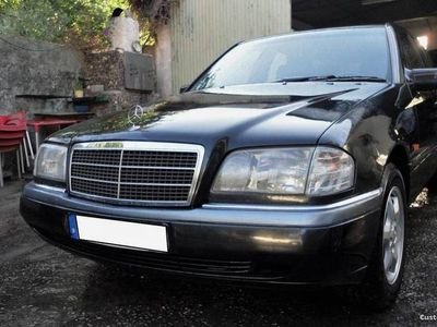 usado Mercedes C220 ELEGANCE -
