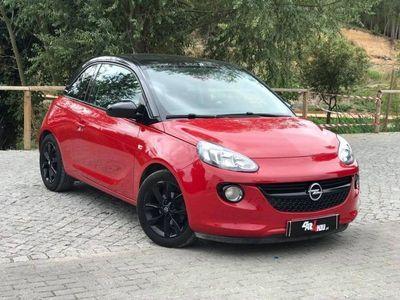 usado Opel Adam 1.2 Jam Favourite Black Roof