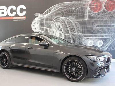 usado Mercedes AMG GT 53 4-MATIC+ NAC. DESIGNO