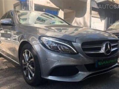 usado Mercedes C250 ClasseBlueTEC Avantgarde+ 7G-TRONIC (204cv) (4p)