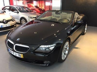 usado BMW 501 635 cabriocv nacional